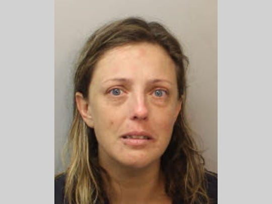 Samantha Grix, 34, possession of meth, possession of drug paraphernalia and maintaining a drug house