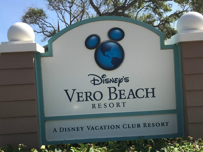 Part of the Disney's Vero Beach Resort property west of State Road A1A may be developed into homes.