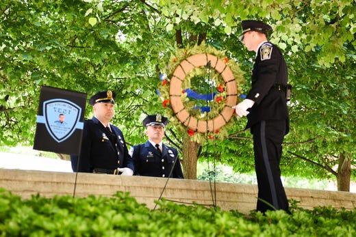 Fallen Brevard Deputy Memorialized On D.C. Monument