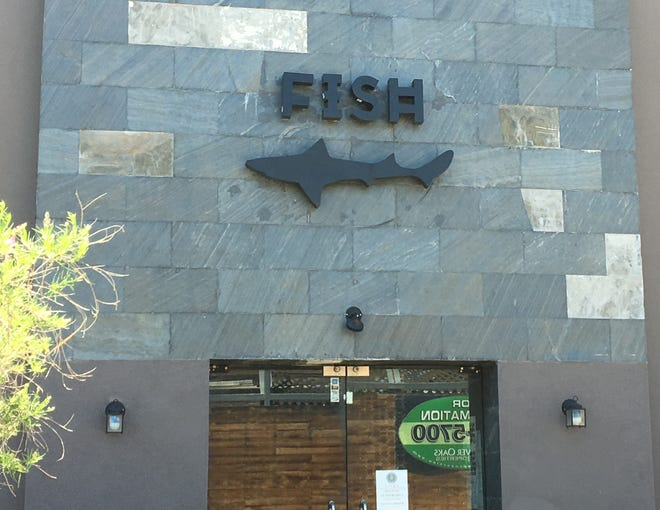 Fish Bar is at 200 Anthony St. in Downtown El Paso's Union Plaza Entertainment District.