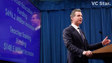 Gov. Gavin Newsom proposed a $213.5 billion state budget that boosts spending on homelessness, wildfire prevention and K-12 education.