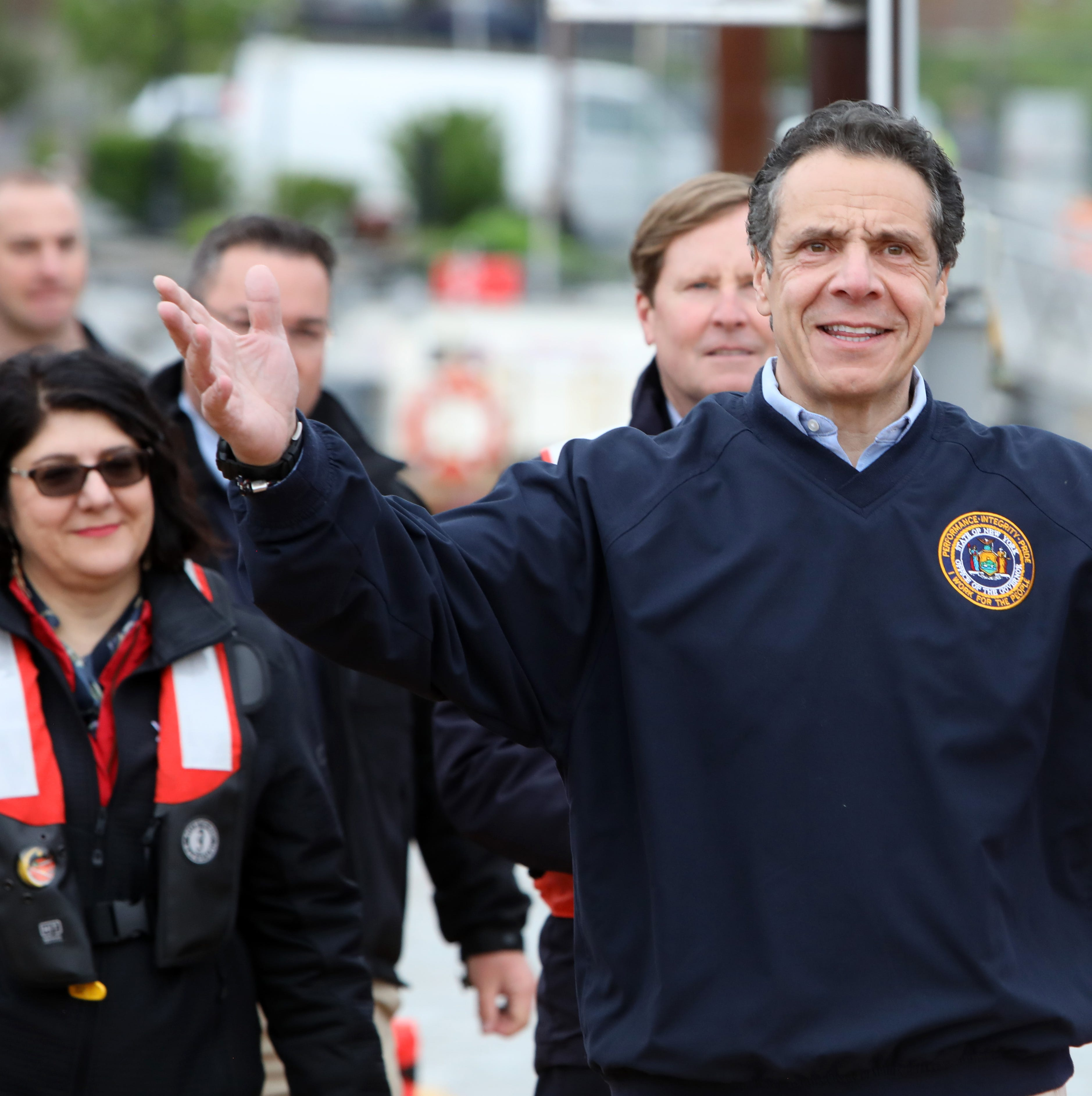Could Cuomo's left turn risk his run for the White House?