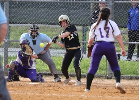 Clarkstown North beat Clarkstown South 7-6 at North May 10, 2019.