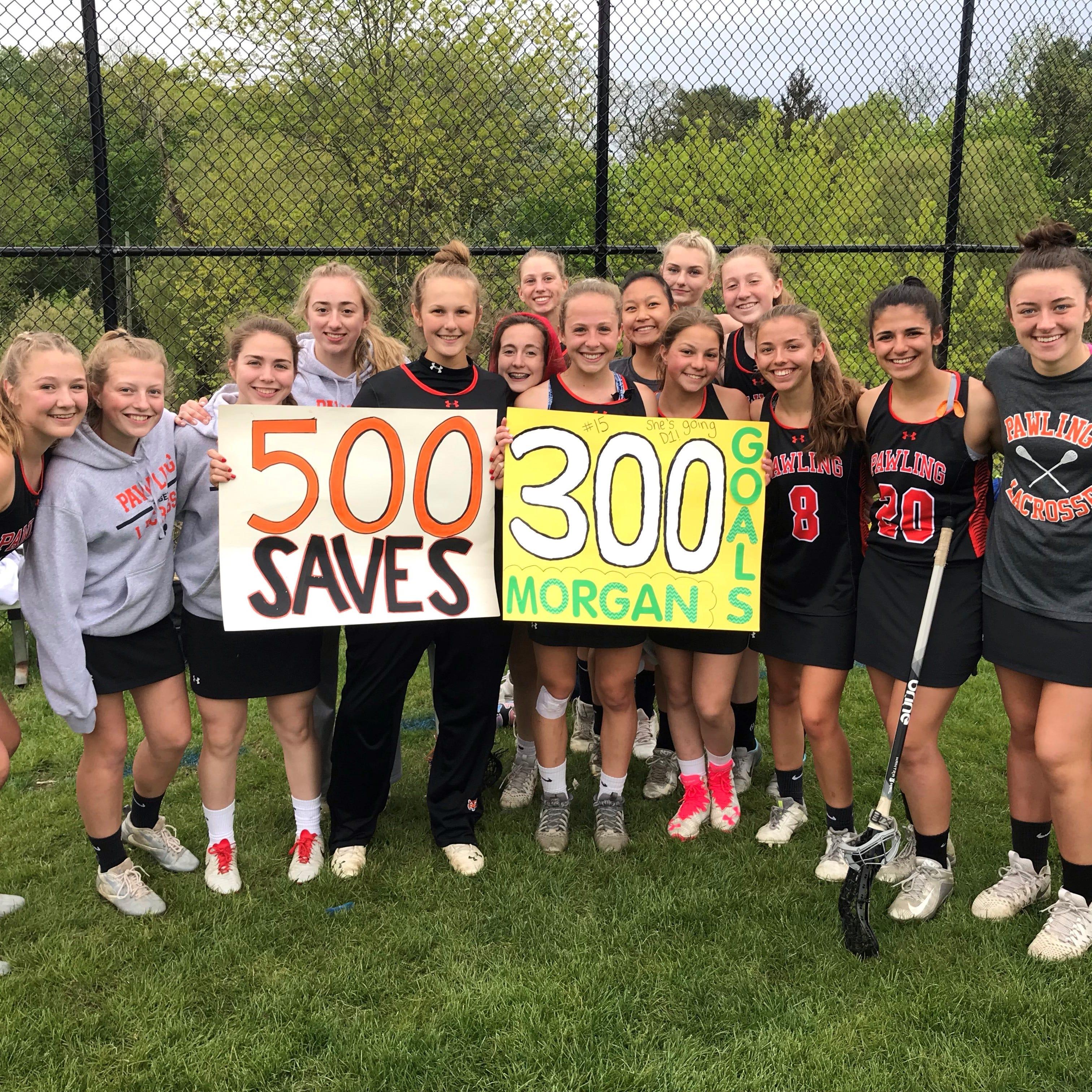 Lohud girls lacrosse scoreboard for May 9