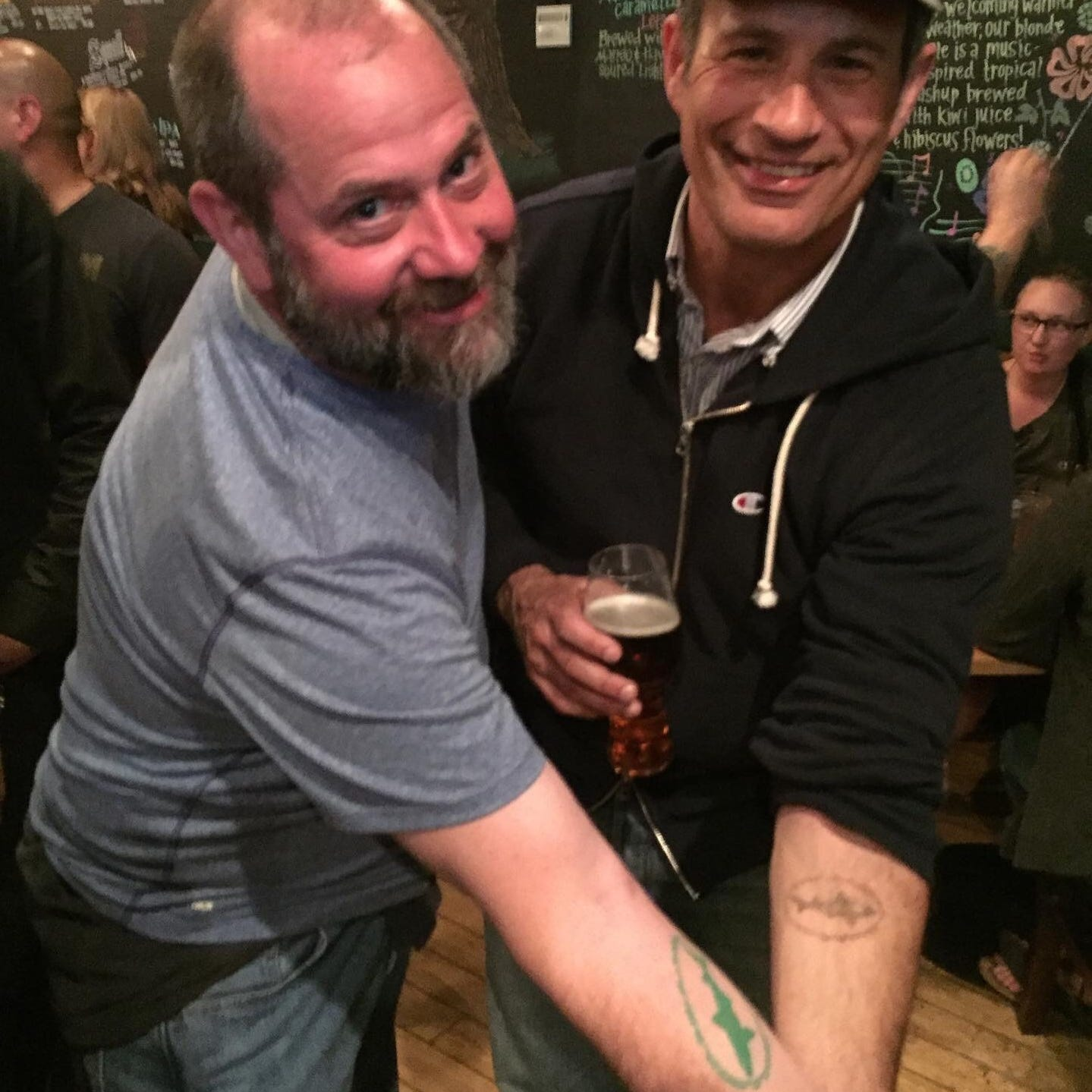 With some Dogfish Head devotees unhappy about merger, Sam Calagione defends himself