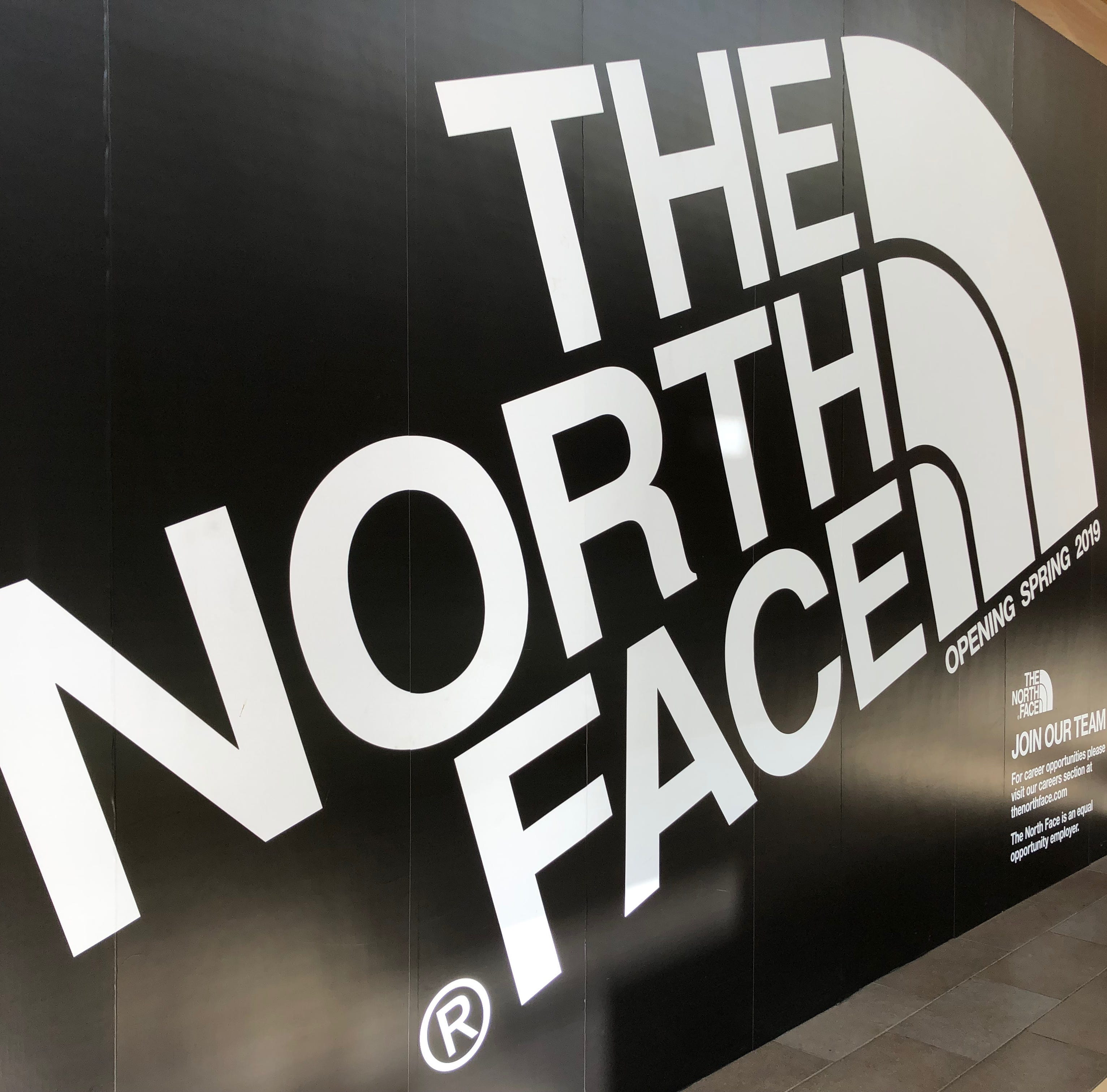 North Face, Casper highlight stores coming soon to the Christiana Mall