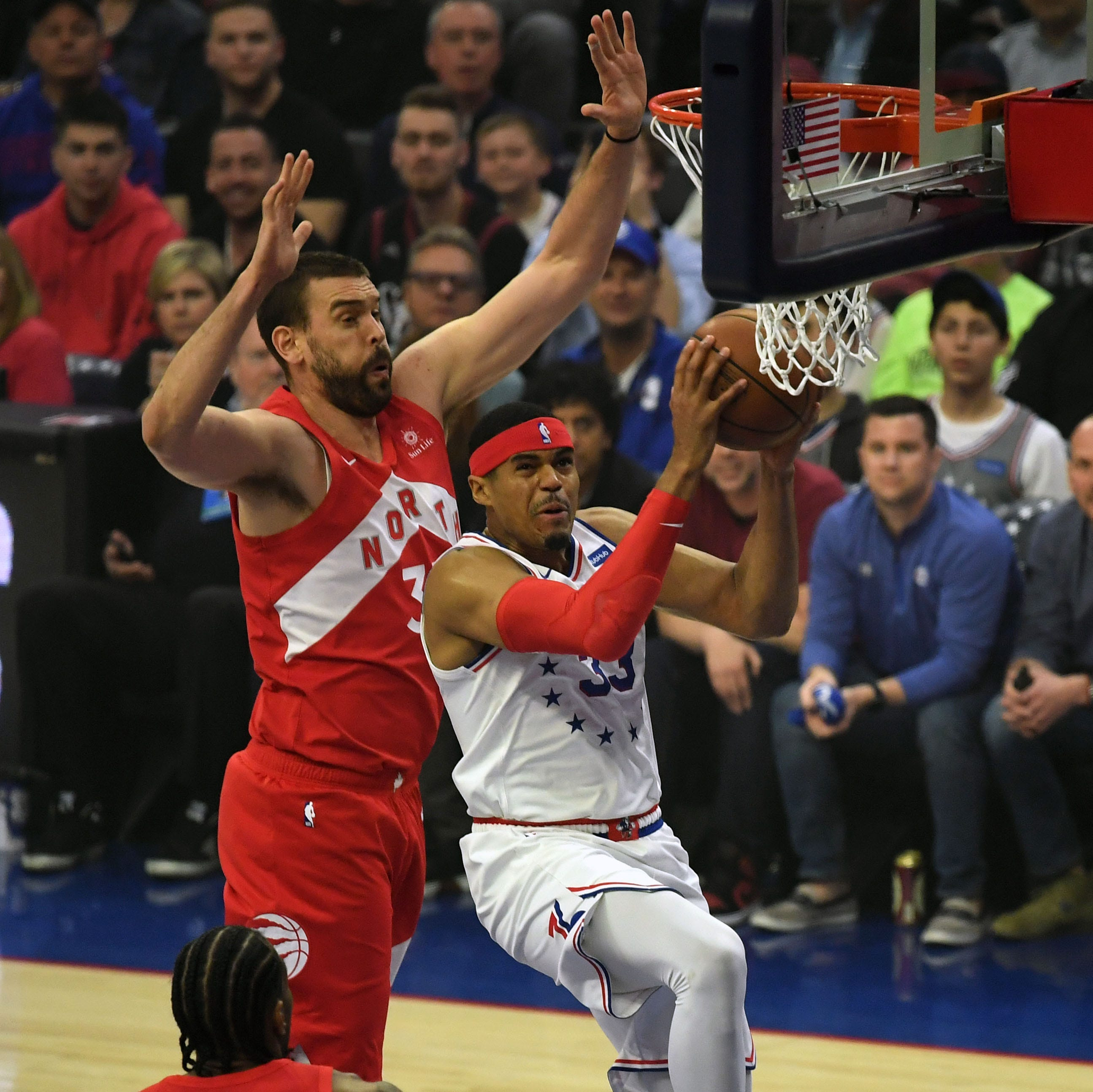 Sixers force Game 7 vs. Raptors; Jimmy Butler, Joel Embiid, Jimmy Butler shine