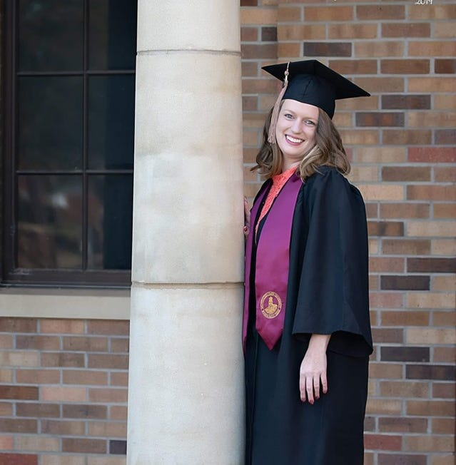 Hard work pays off for new MSU Texas graduate