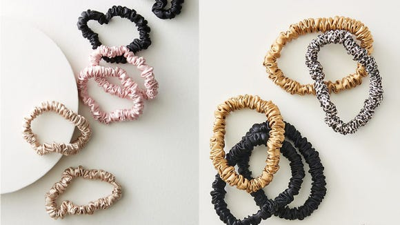 Ready or not, scrunchies are here to stay.