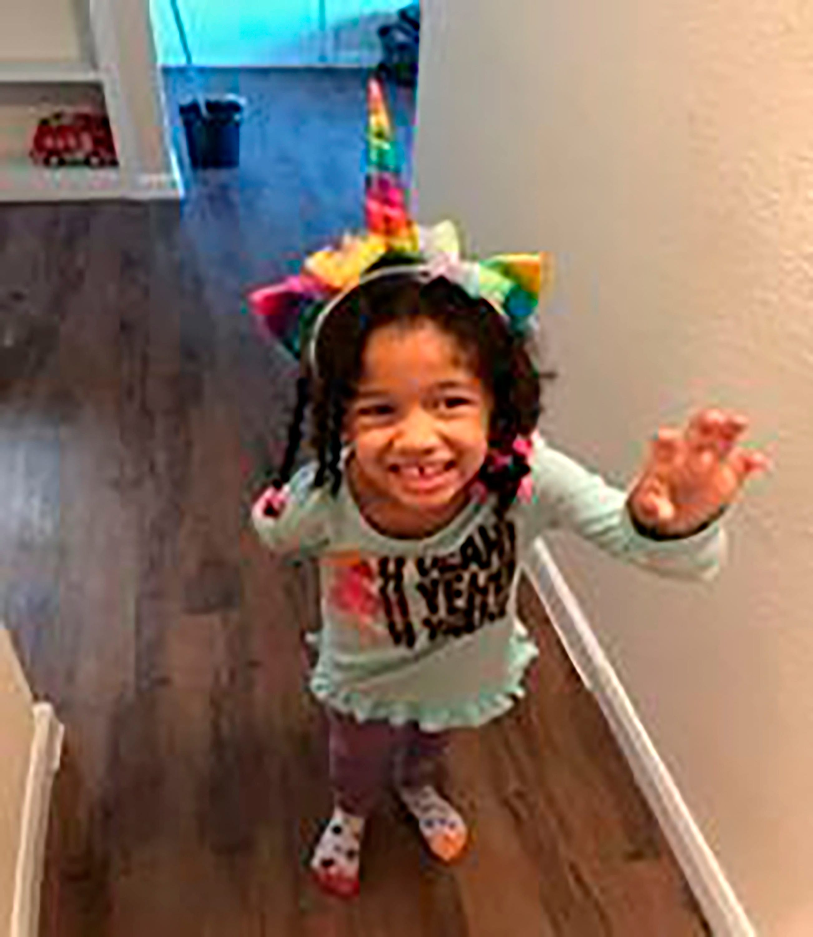 Dogs detect human decomposition in car of man arrested in case of missing girl Maleah Davis, 4