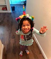 Maleah Davis, shown in this undated photo released by the Houston Police Department, has been missing for more than a week.