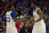 SportsPulse: USA TODAY Sports' Jeff Zillgitt breaks down the 76ers' win over the Raptors and looks ahead to Game 7, where Philadelphia will need Joel Embiid to be at his best.