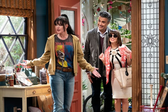 "She had complaints about 'NCIS' co-star Mark Harmon, but Pauley Perrette is back on CBS in upcoming comedy ""Broke,"" (with Jamie Camil and Natasha Leggero)."