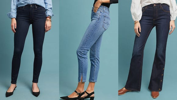 Designer jeans. On sale. Need I say more?