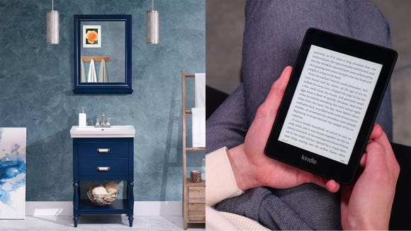 Save on fabulous furniture and the best tech with today's deals.