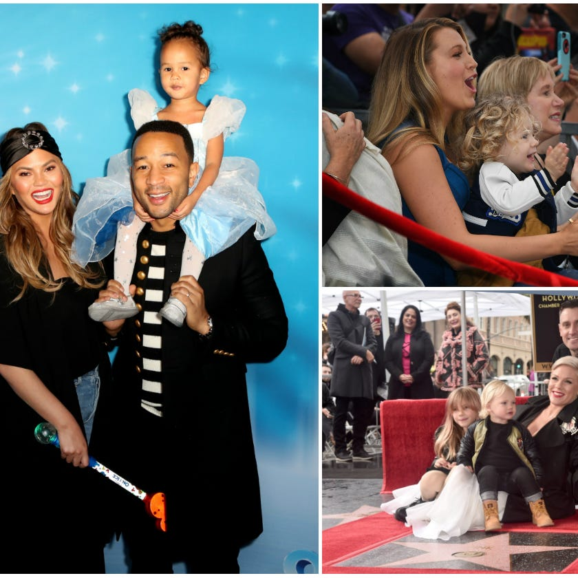 Celebrity moms have the best things to say about motherhood.