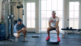 In the lead-up to the PGA Championship, Keith Mitchell gives USA TODAY Sports exclusive access into his exercise regimen and discusses why his relationship with trainer Randy Myers is pivotal for success on the golf course.