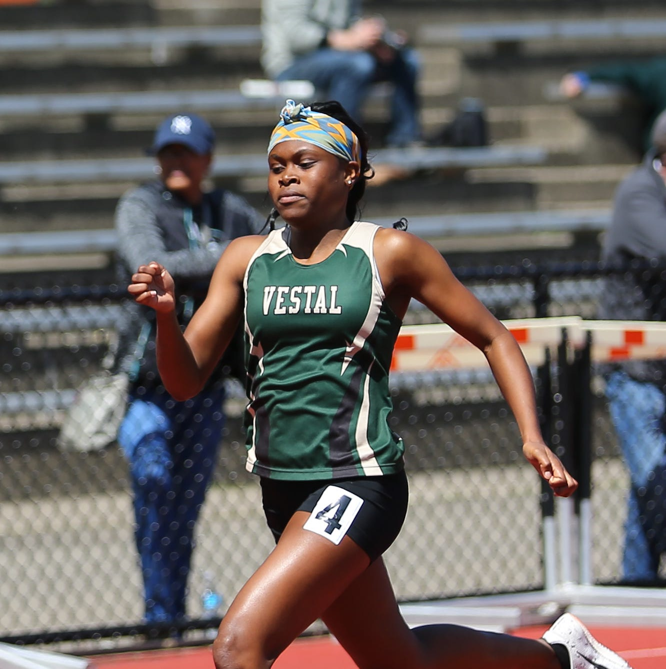 Check out the best of the best from Parkhurst Invitational, beginning with Vestal's Tia Jones
