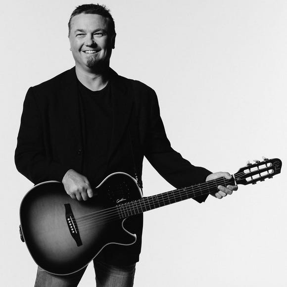 Pop singer-songwriter Edwin McCain is in concert May 23 at the Suquamish Clearwater Casino Resort.