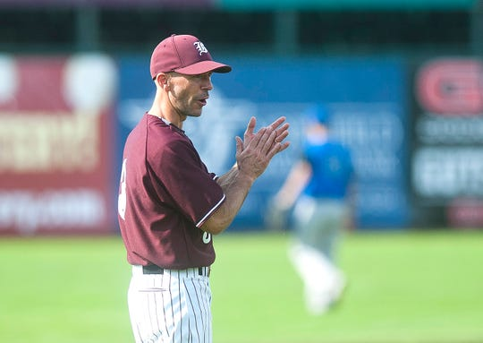 BFA-Fairfax baseball coach Mike Brown won his 300th career game on Saturday. Brown, in his 23rd season at the Franklin County program, is 300-106 overall with four titles.