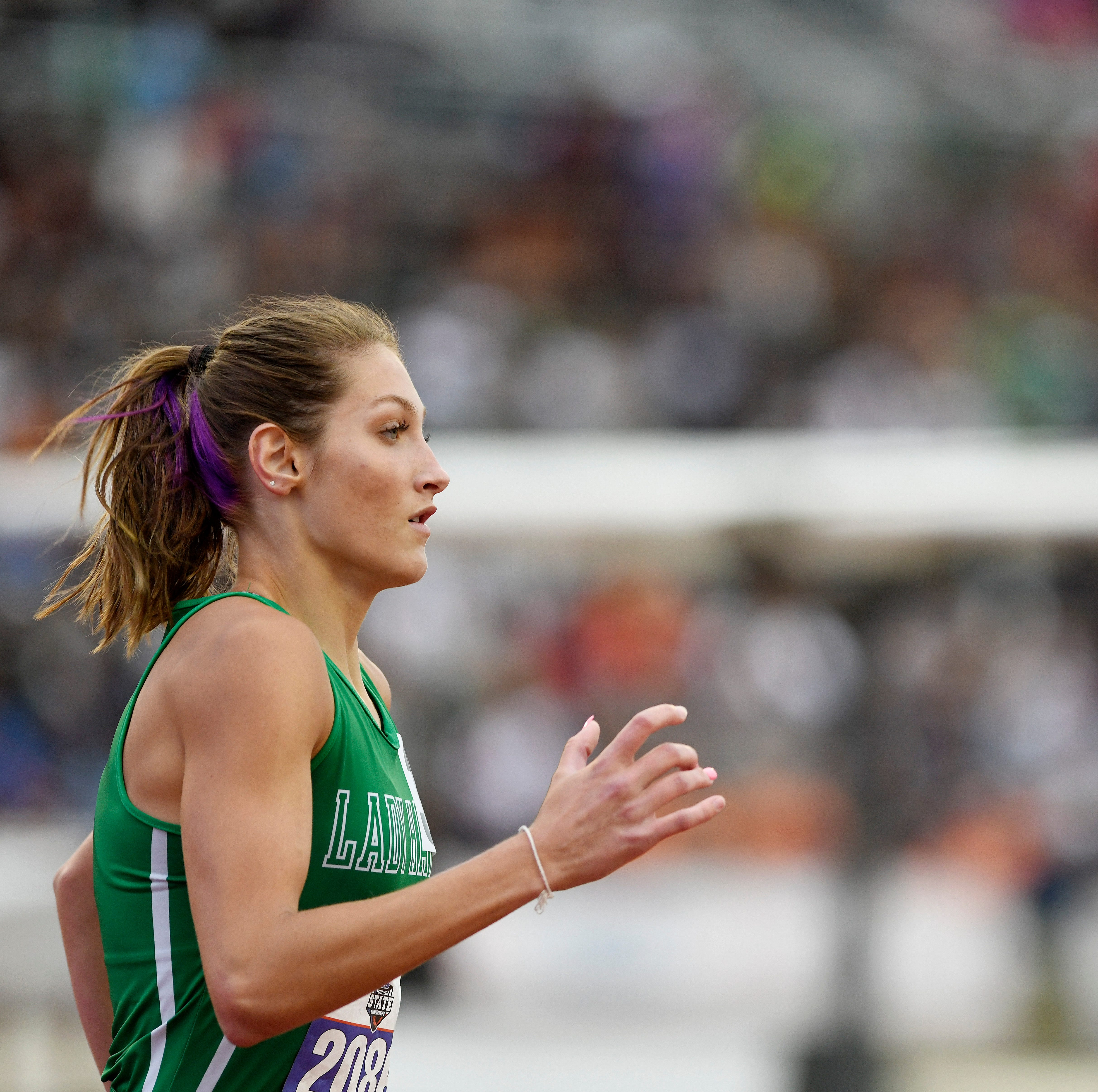 UIL STATE TRACK: Wall's Fiebiger wins three state medals