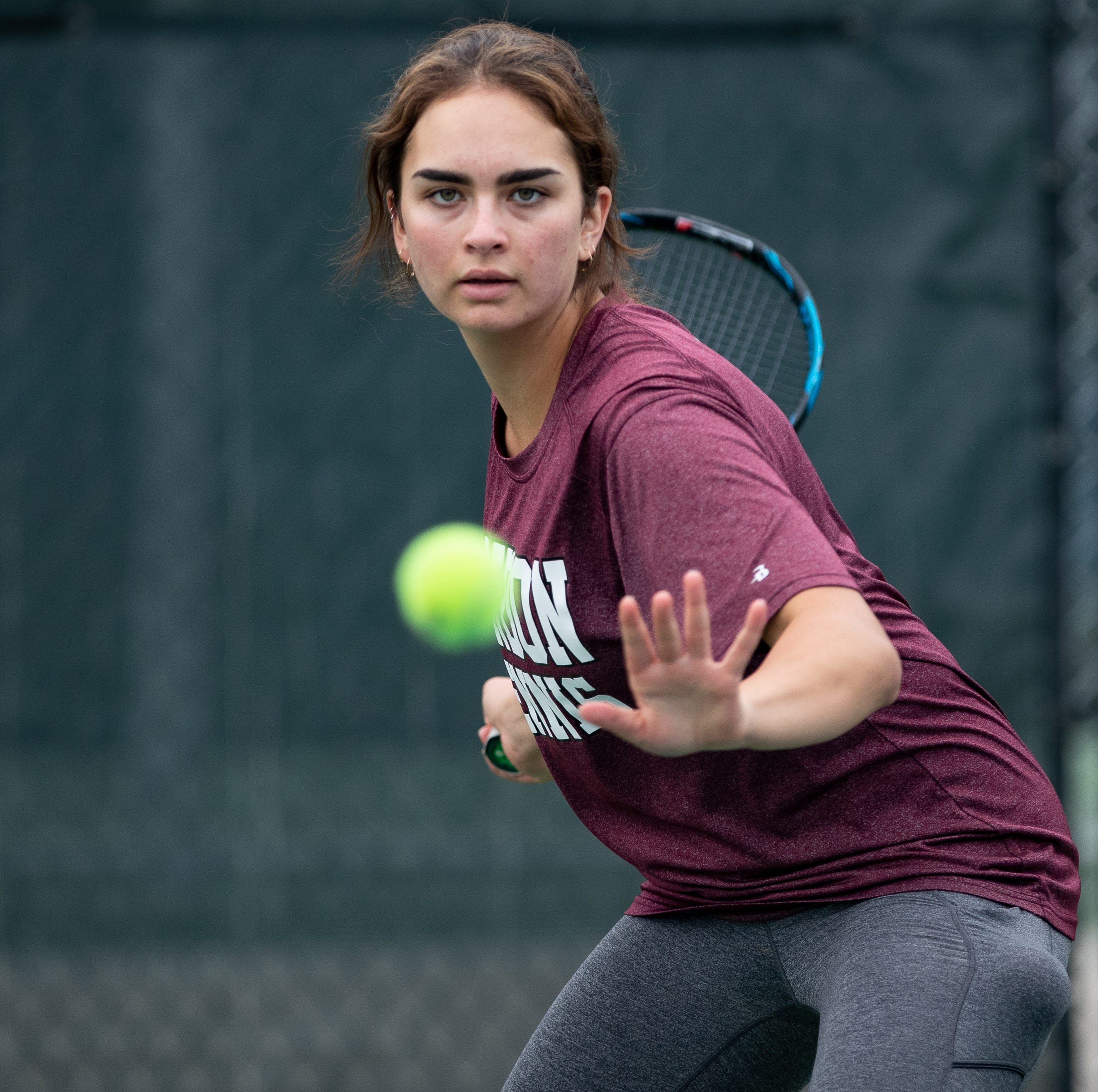 UIL State Tennis: London's Humpal wants to close career with another state title