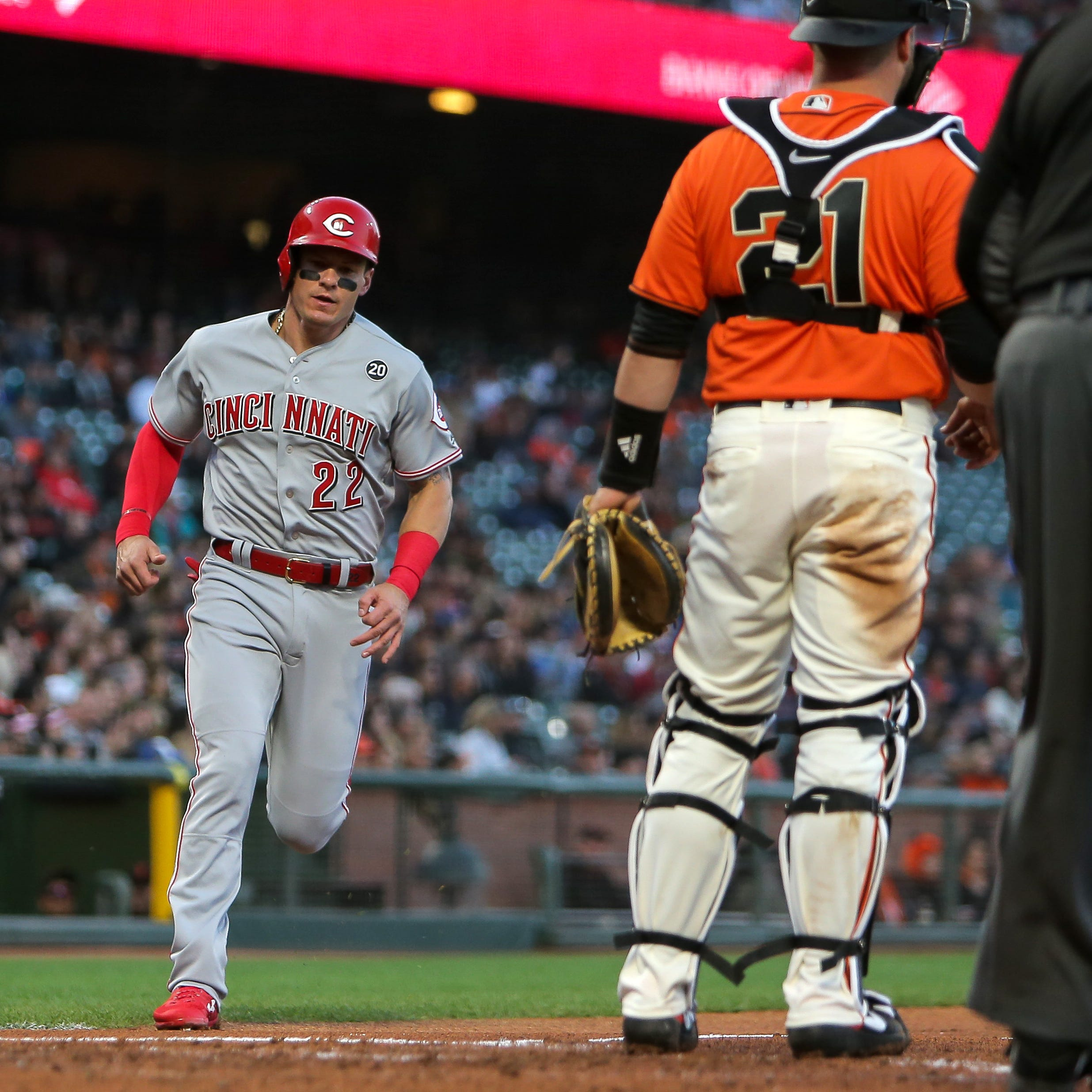 Barry Bonds thrilled for Derek Dietrich's success with Cincinnati Reds