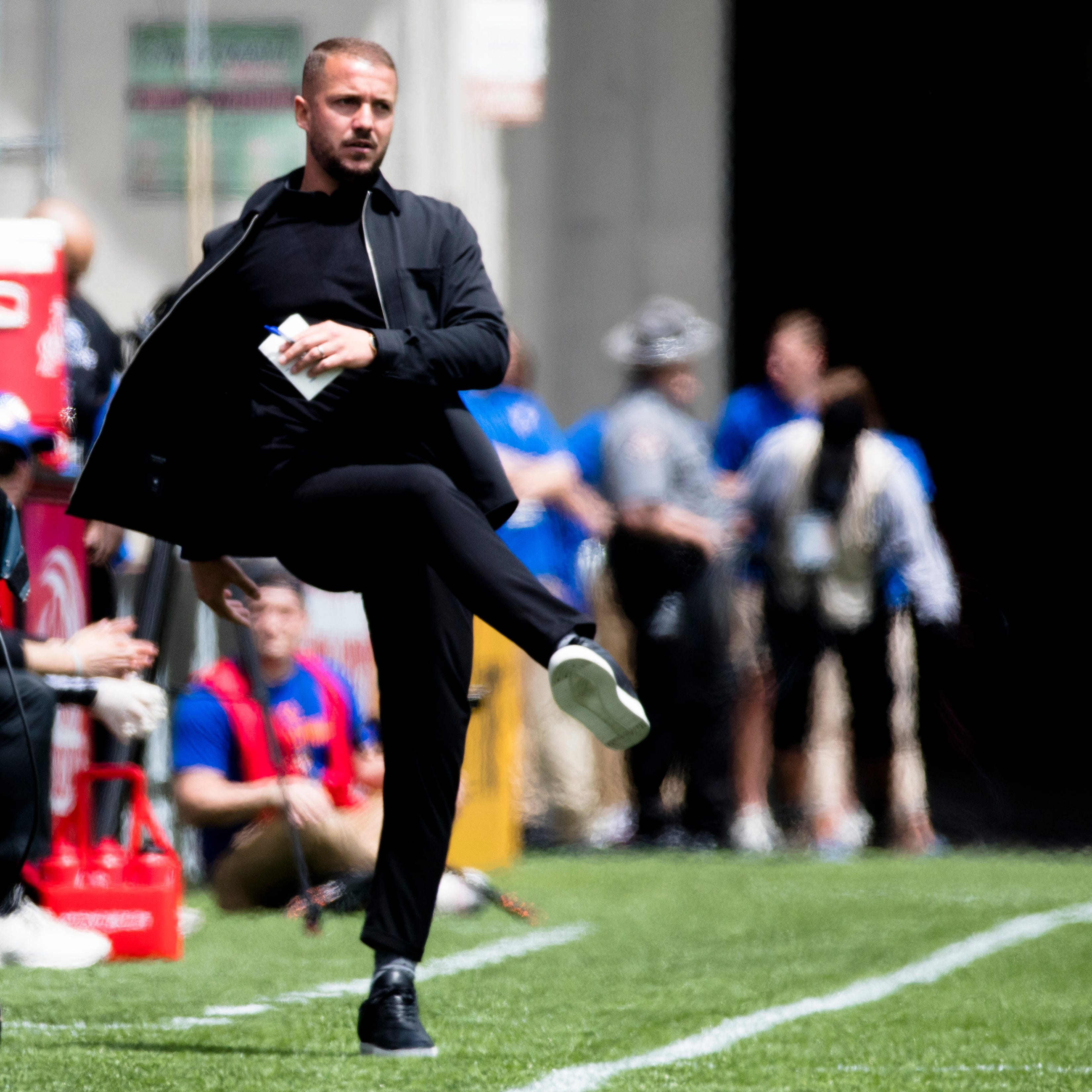 Paul Daugherty: The Yoann Damet era begins for FC Cincinnati