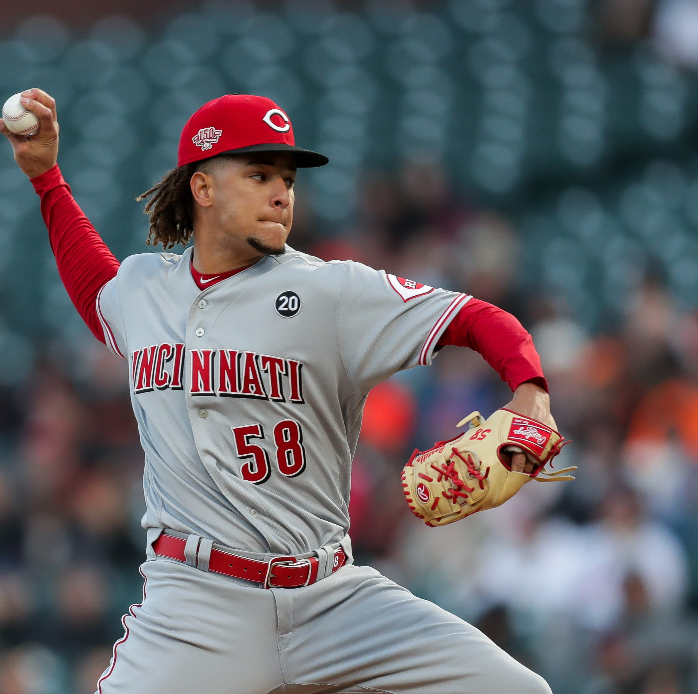 Luis Castillo continues his dominance with another scoreless start in Cincinnati Reds' win