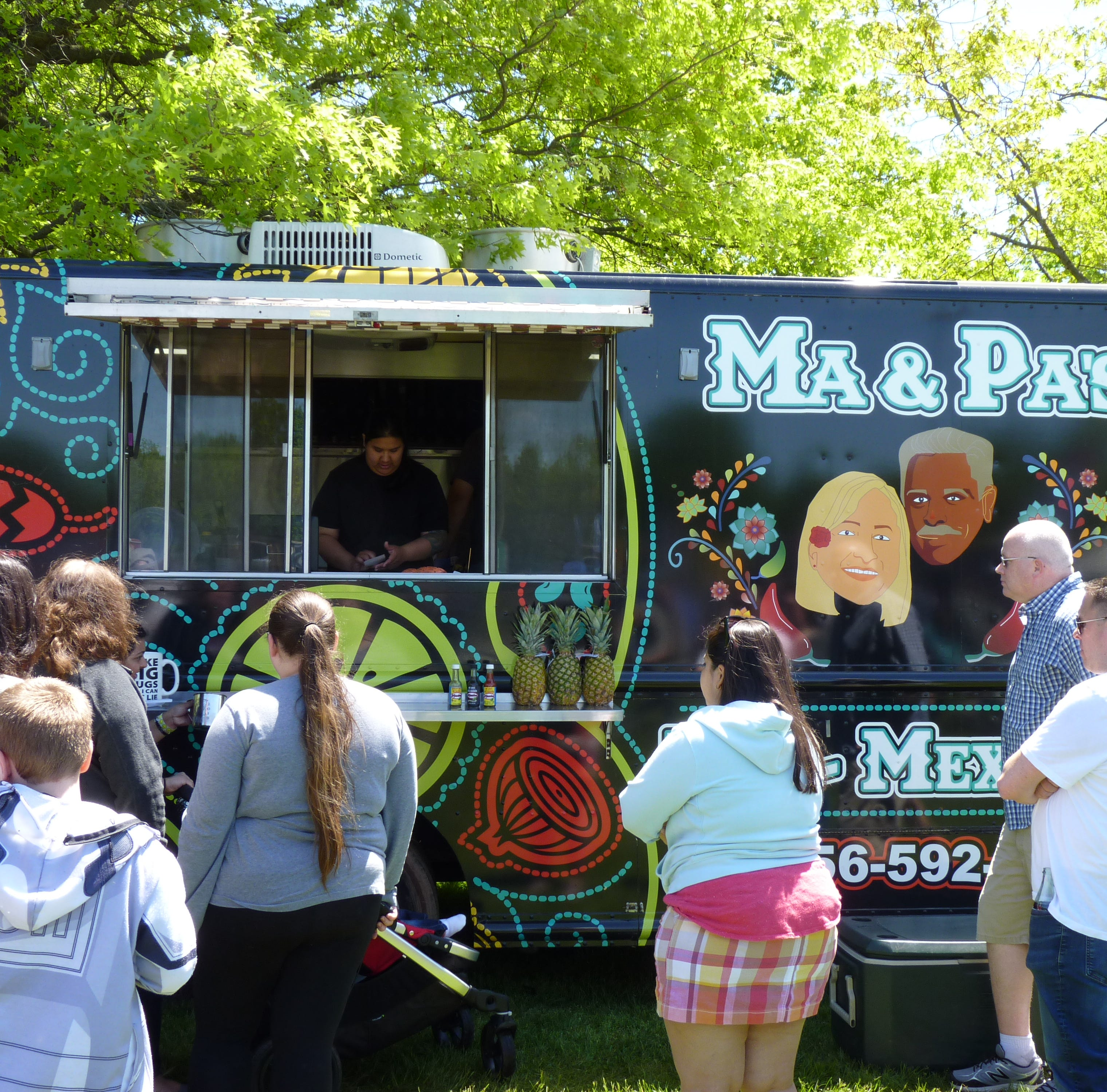 Branchburg Food Truck Festival draws thousands