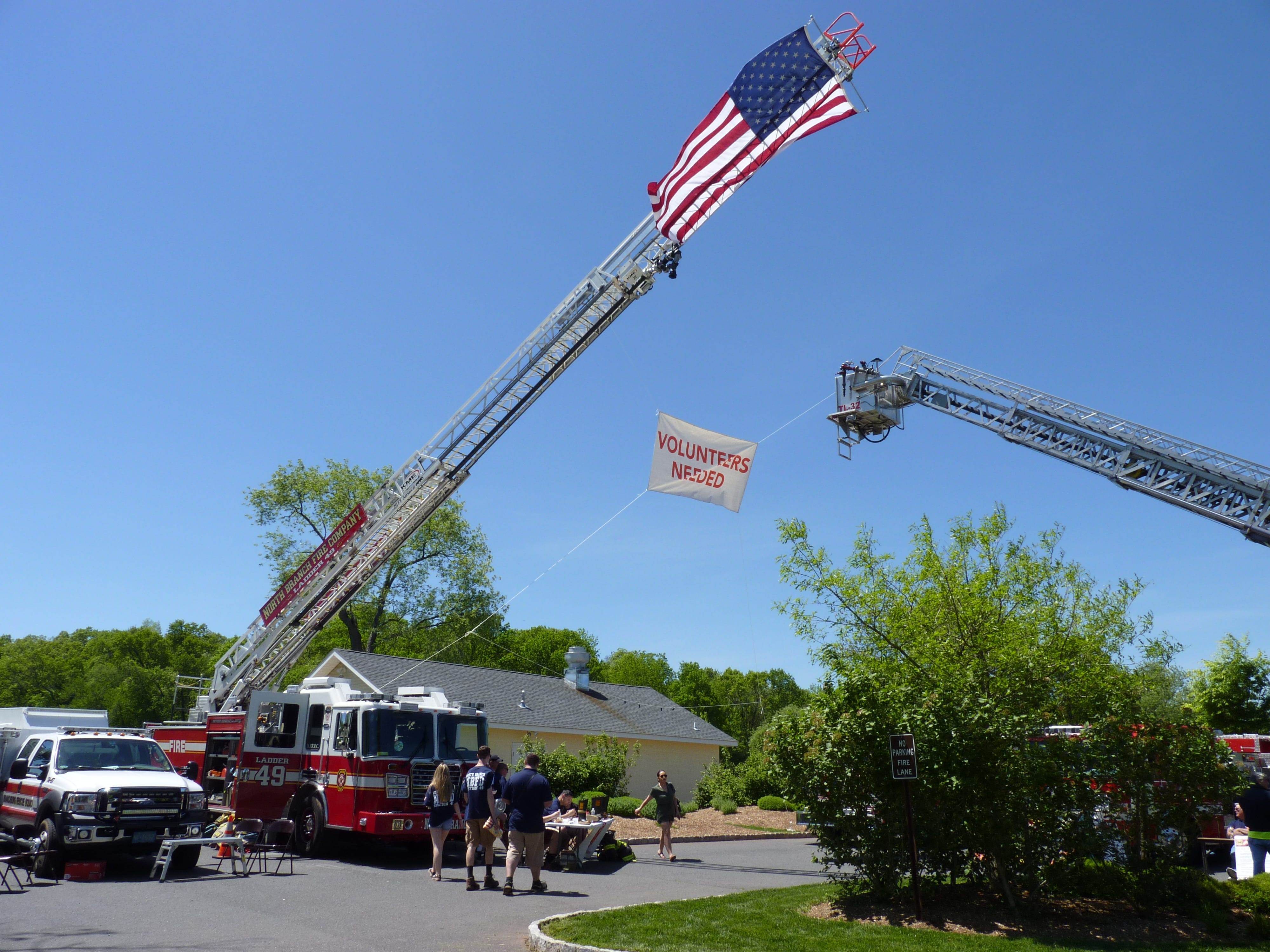 Several hundred people came out to White Oak Park in Branchburg on Saturday, May 11 to enjoy live music, Mother's Day sales and food from dozens of food trucks for the Food Truck and Music Festival organized by Just Jersey Fest.