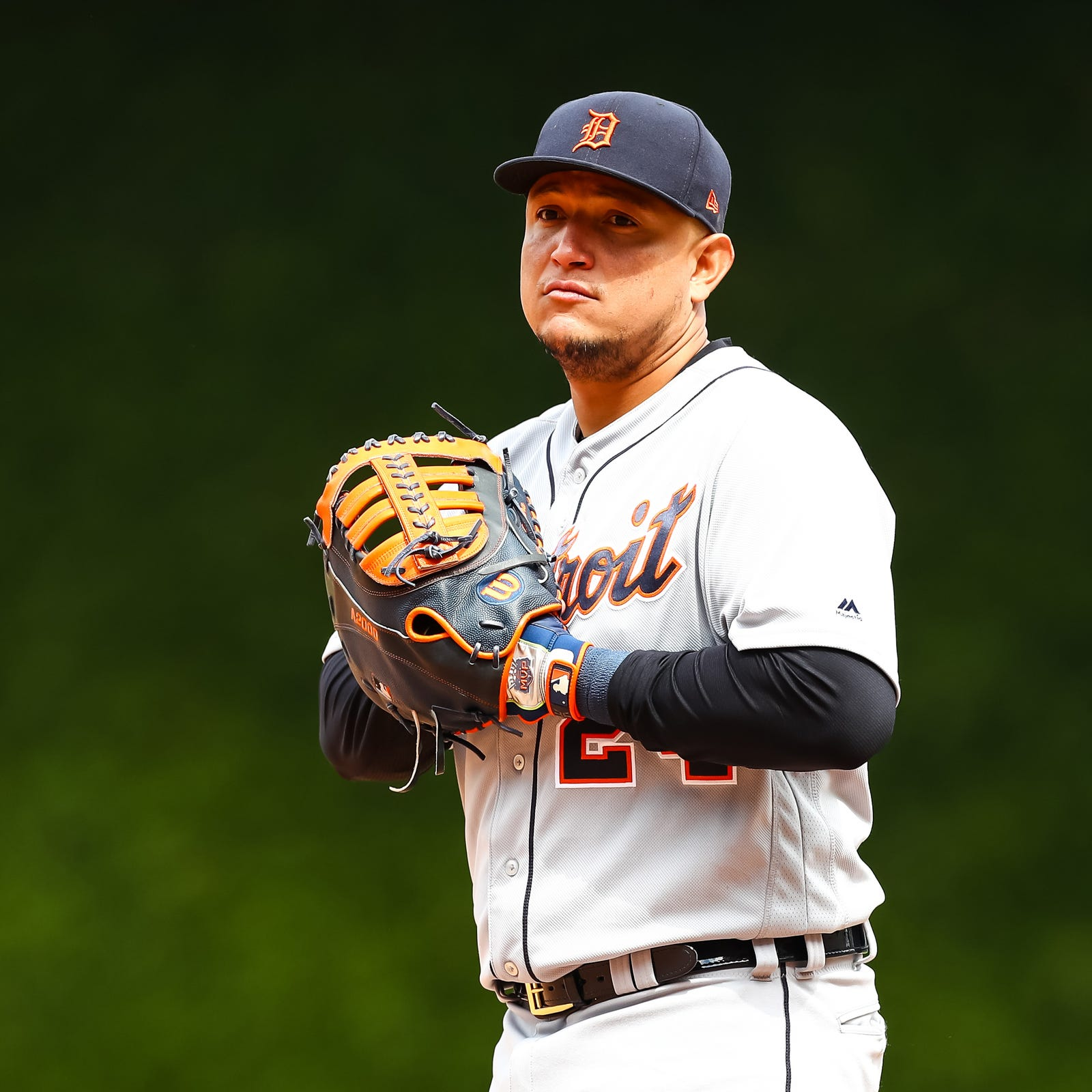 Detroit Tigers' Miguel Cabrera ejected in first inning vs. Twins