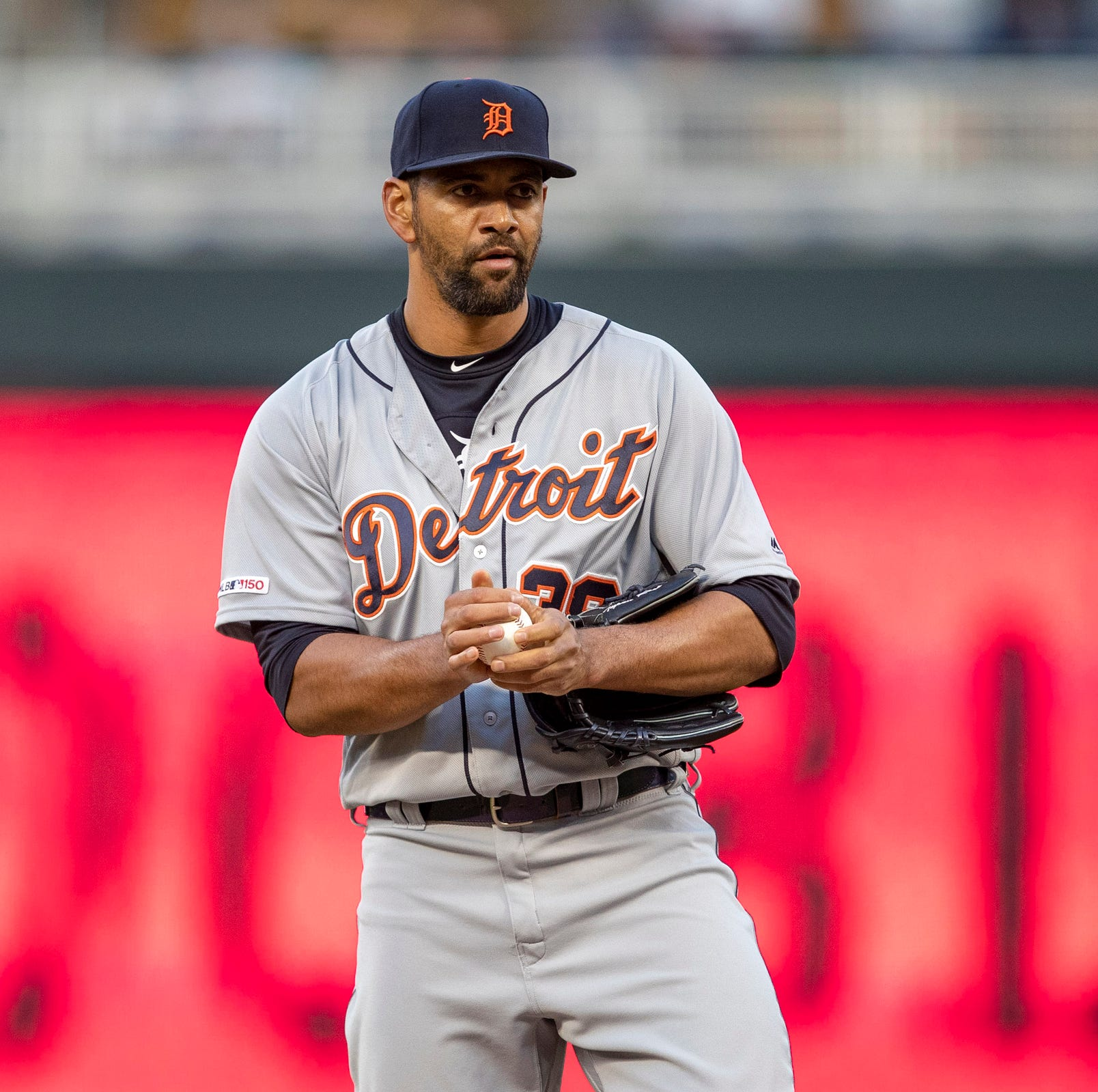 Detroit Tigers' Tyson Ross frustrated again in loss to Twins. Here's why