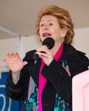 U.S. Sen. Debbie Stabenow, D-Mich.