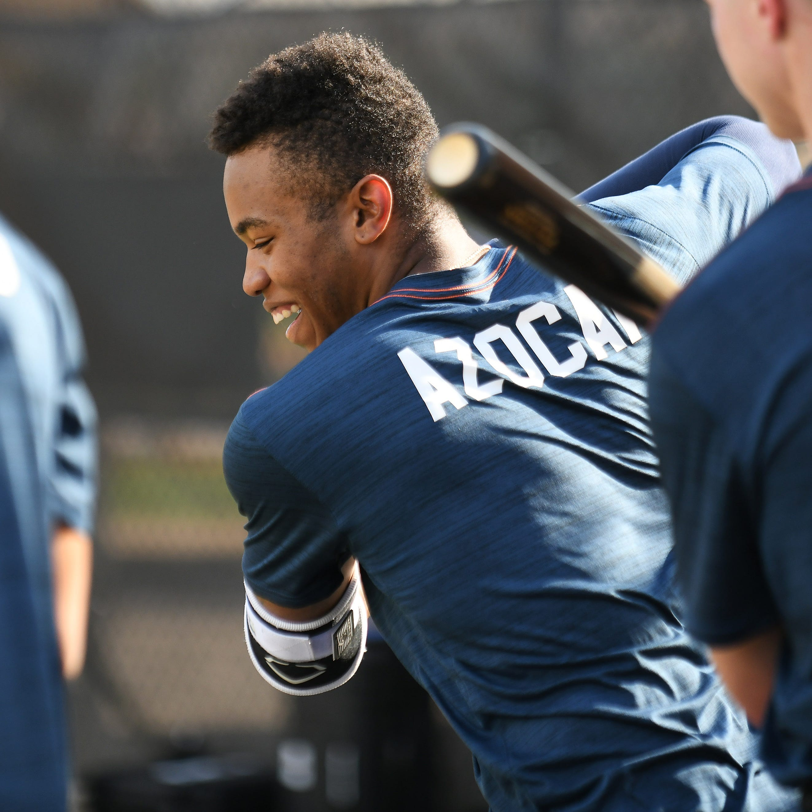 Tigers outfield prospect Jose Azocar takes step forward in Double-A Erie