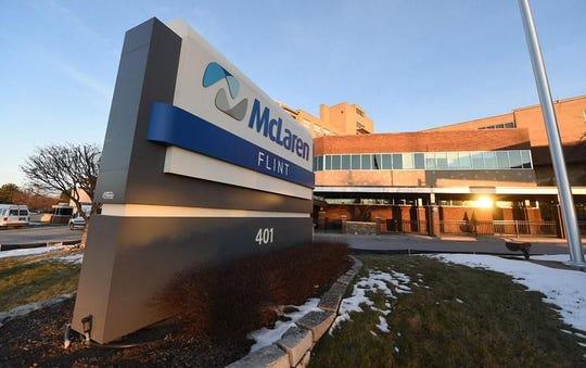 McLaren Flint hospital