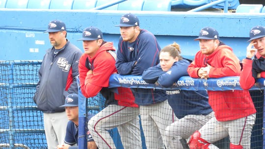 USI went 1-2 in the GLVC tournament, including Saturday's 7-6 loss to Maryville.