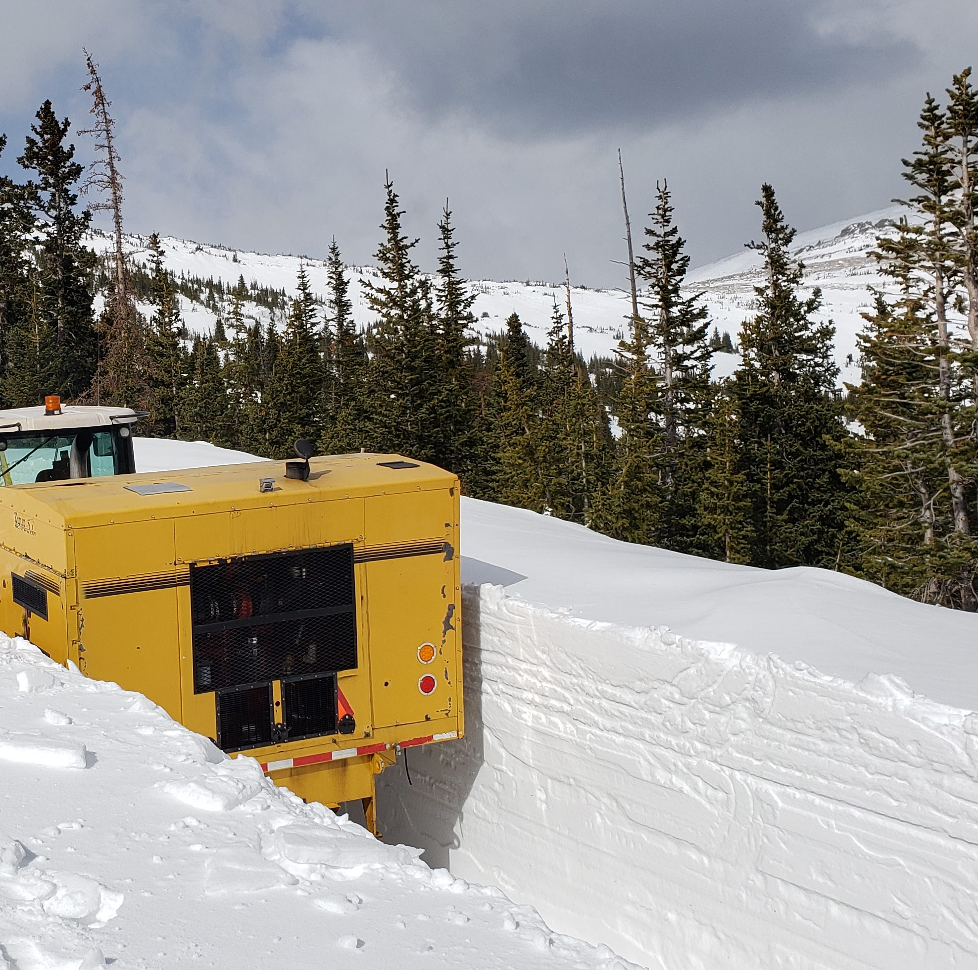Multiple large avalanches rumble through Rocky Mountain National Park
