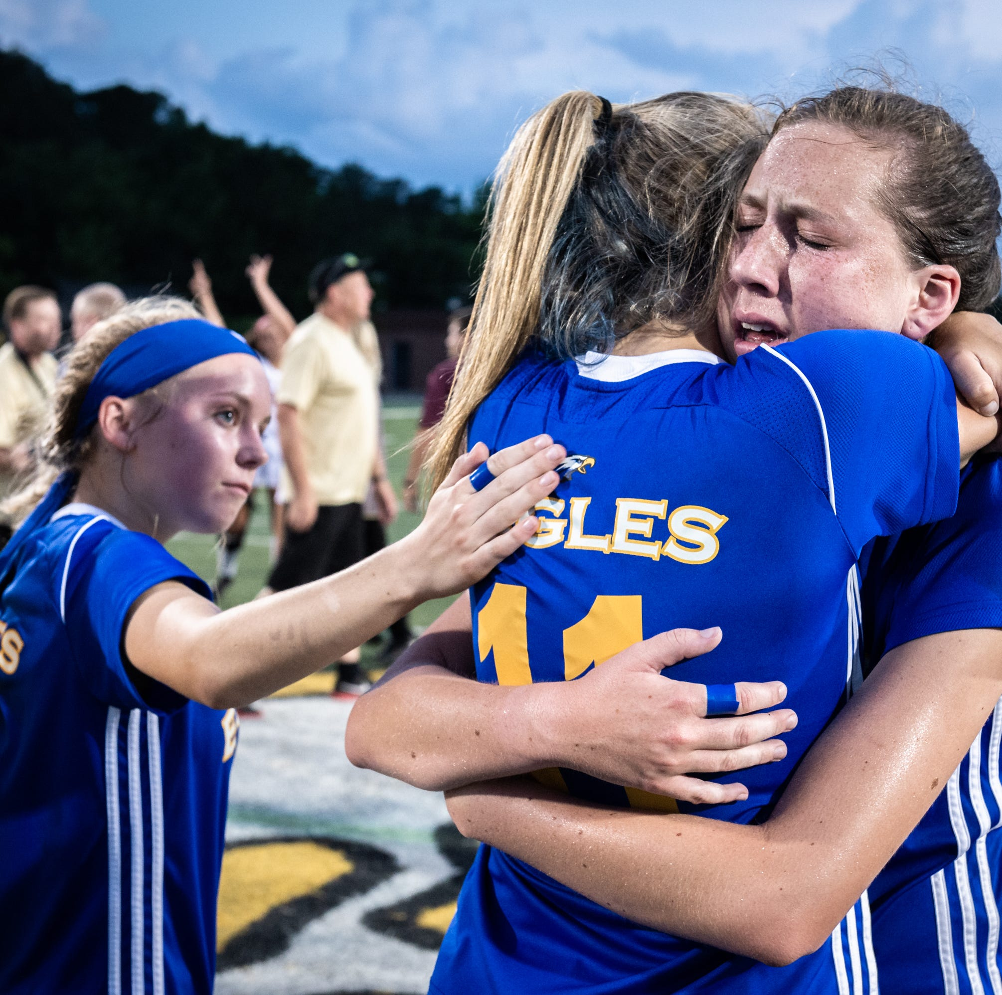South Aiken outruns Eastside in girls soccer Class AAAA state championship match
