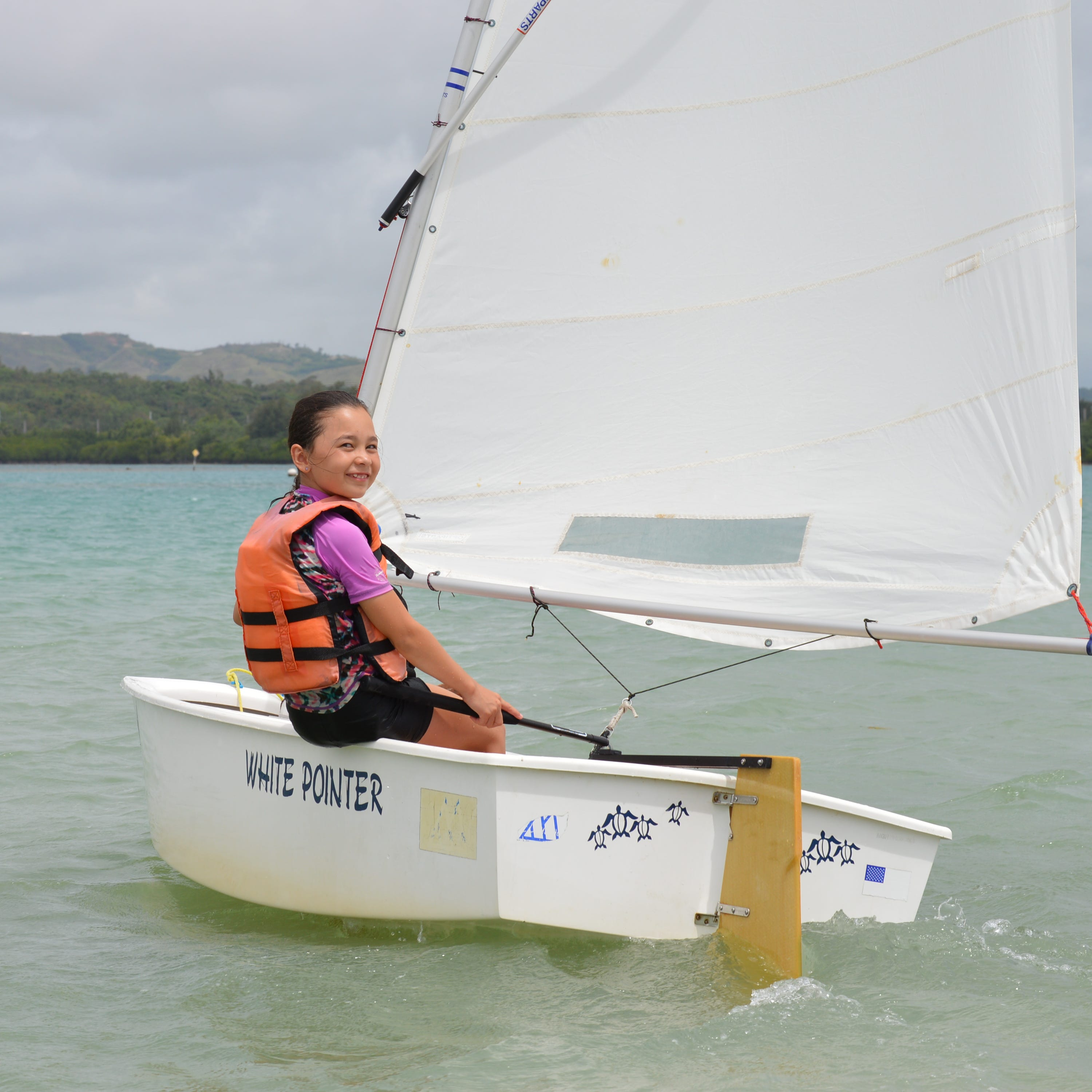 Guam youths can learn to sail this summer
