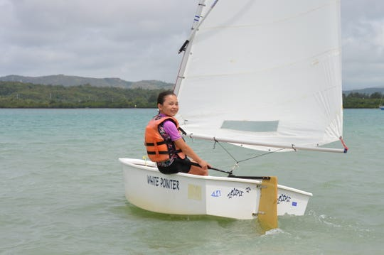 Guam youths can learn to sail at the Marianas Yacht Club's Summer 2019 Youth Sailing Program.