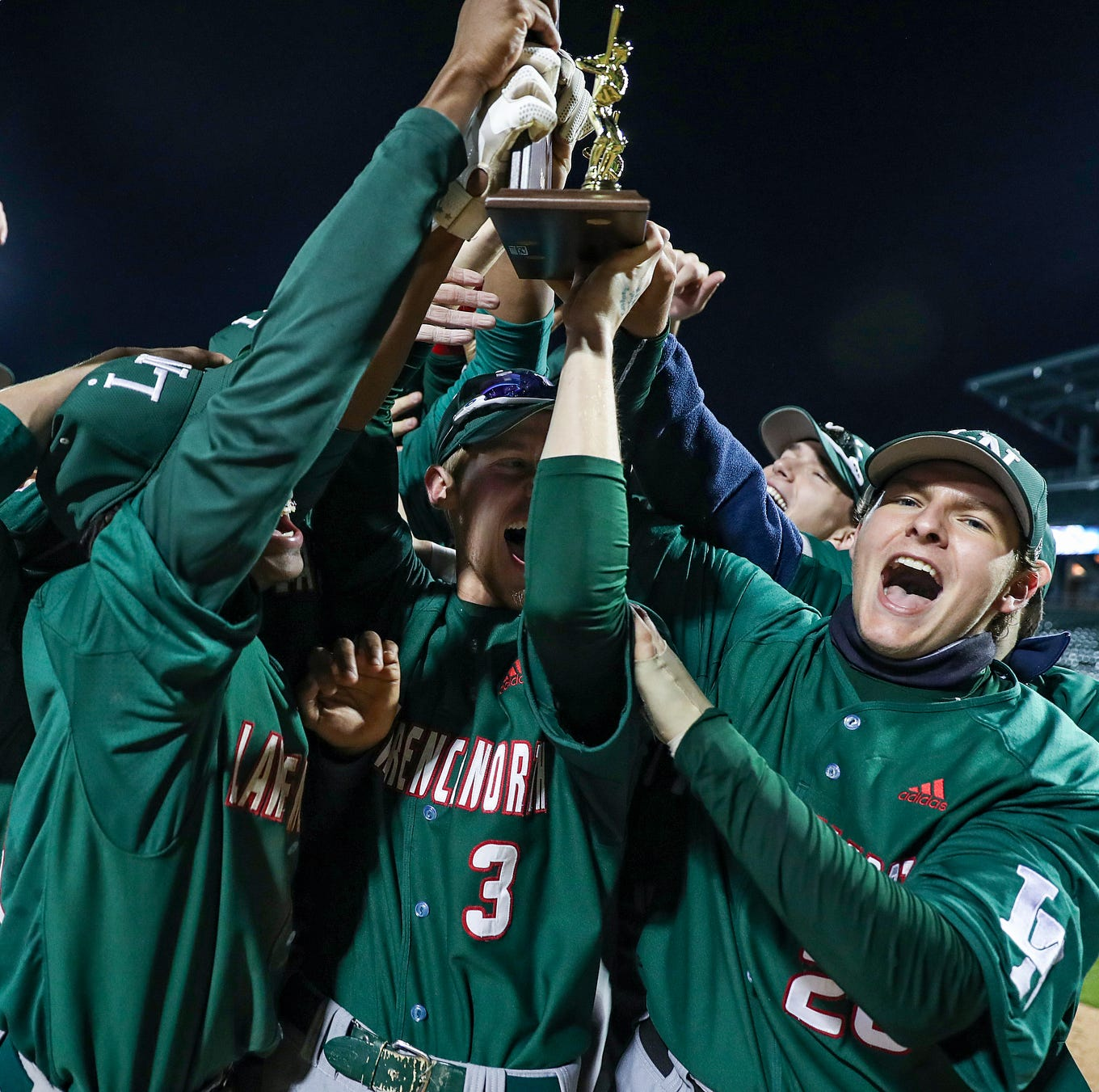 Lawrence North wins first Marion County baseball title since 1995