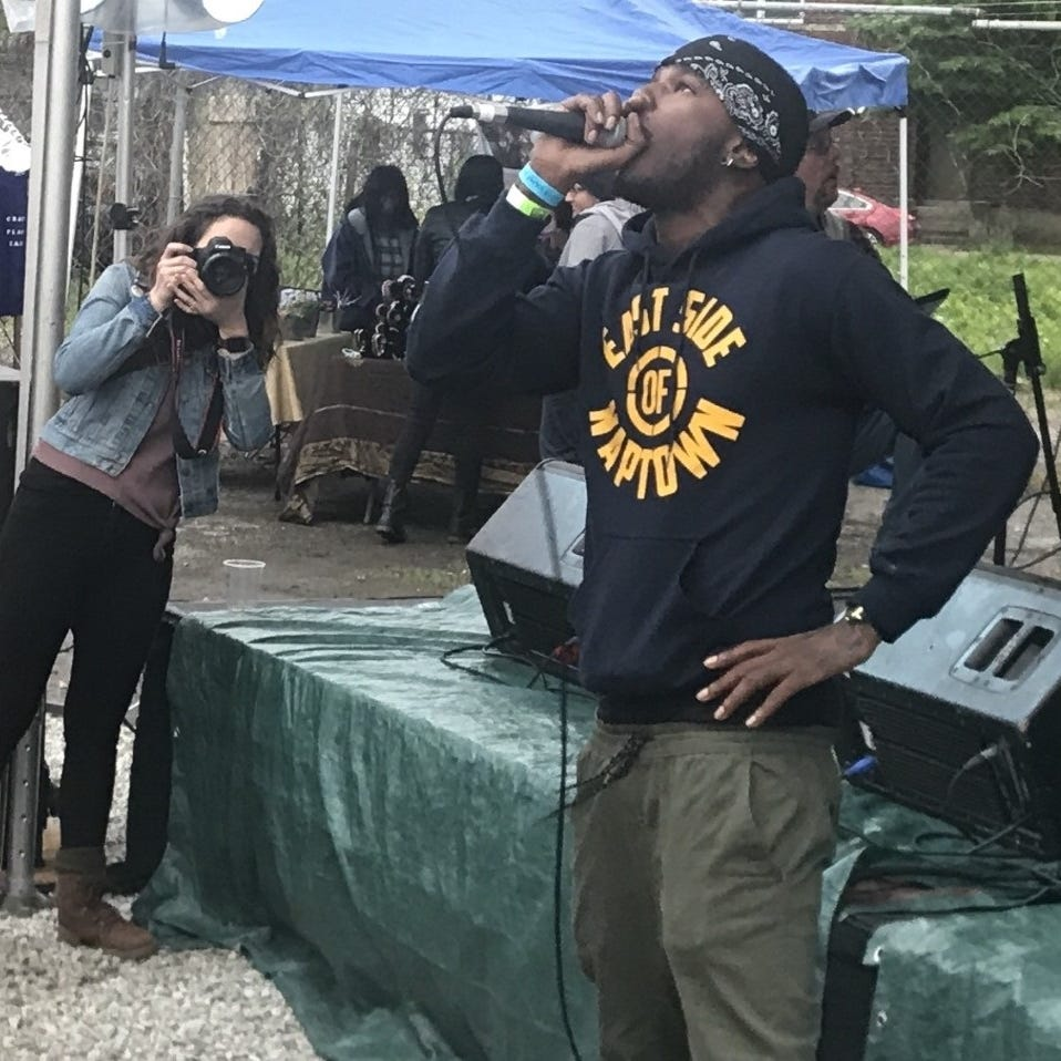 Untamed rock gets weekend rolling at Virginia Avenue Music Fest