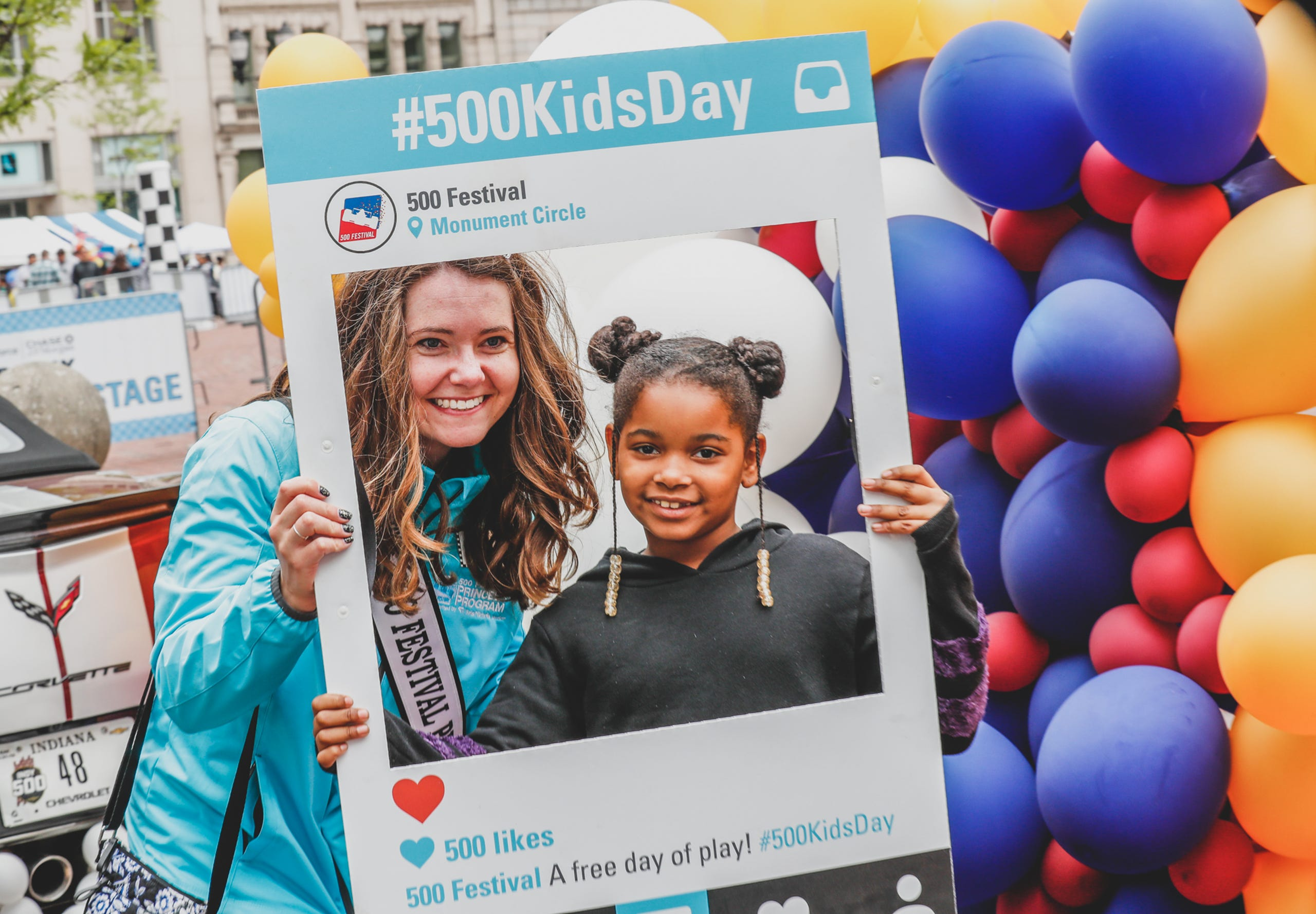 See the Salesforce & JPMorgan Chase 500 Festival Kids' Day
