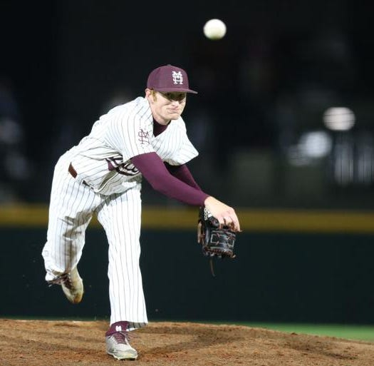 How Jared Liebelt picked up where Ethan Small left off in Mississippi State's win over Ole Miss