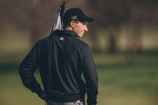 Senior Timmy Hildebrand leads Purdue golf into the NCAA Tournament's Pullman Regional.