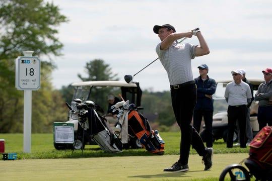 Senior Timmy Hildebrand leads Purdue golf into the NCAA Tournament's Pullman Regional.
