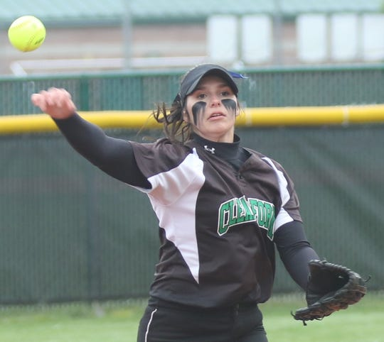 Clear Fork's Reagan Marshall made many sacrifices during her Lady Colt career which ended on Friday night in a 6-0 loss to Edison in the Division III sectional tournament.