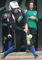 Clear Fork's Haylie Miller earned second team All-Ohio honors in Division III.