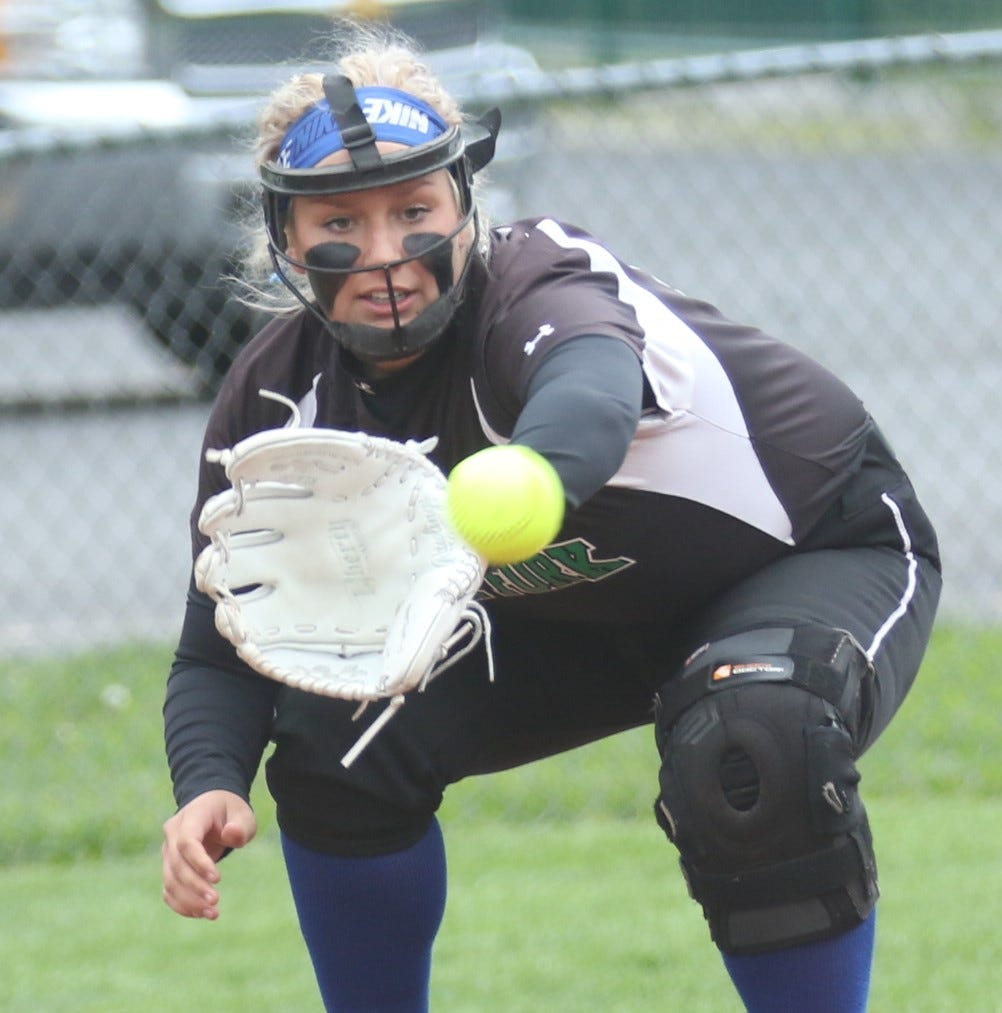 Sectional softball: Clear Fork Lady Colts see 18-year streak come to an end